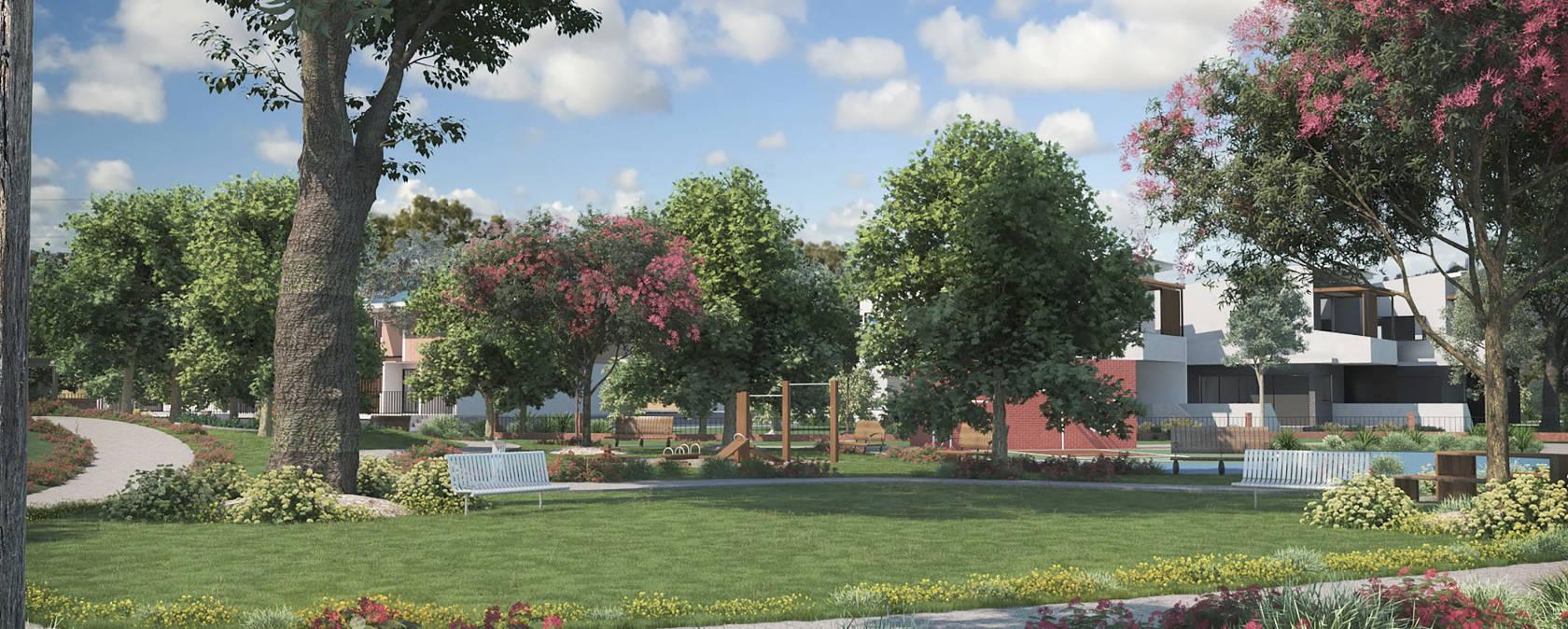 Shenton Park urban development