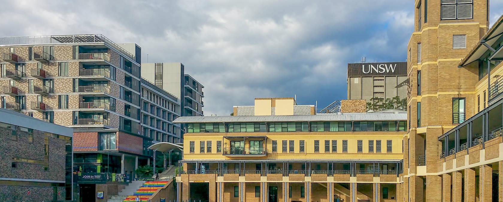 University of NSW campus