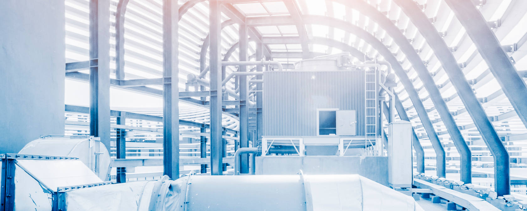 Industrial filtering equipment